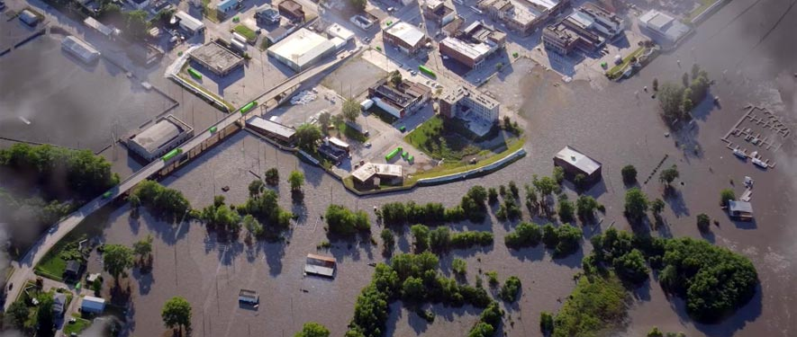 Gaffney, SC commercial storm cleanup