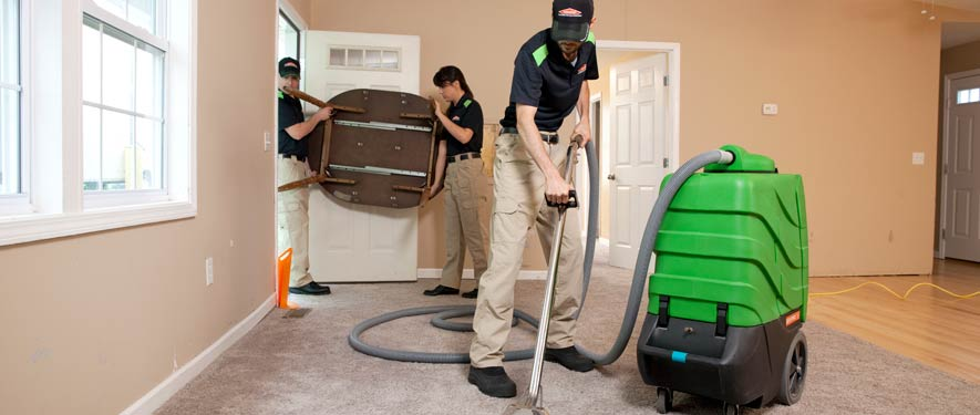 Gaffney, SC residential restoration cleaning